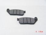 Disc Brake Pads fit Harley XL 2004-07 (Front)