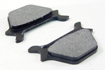 Disc Brake Pads fits Harley 1987-up (Rear)