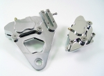 Caliper Set- Front & Rear for Harleys 1984-99