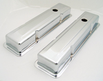 Steel Valve Covers for Small Block Chevy 1958-86 Short