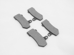 Disc Brake Pads fits Harley Roadking 2008-up (2 sets)