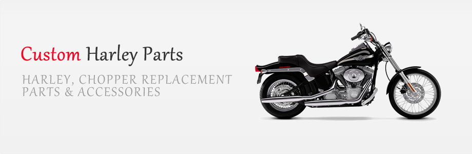 Custom Harley Parts